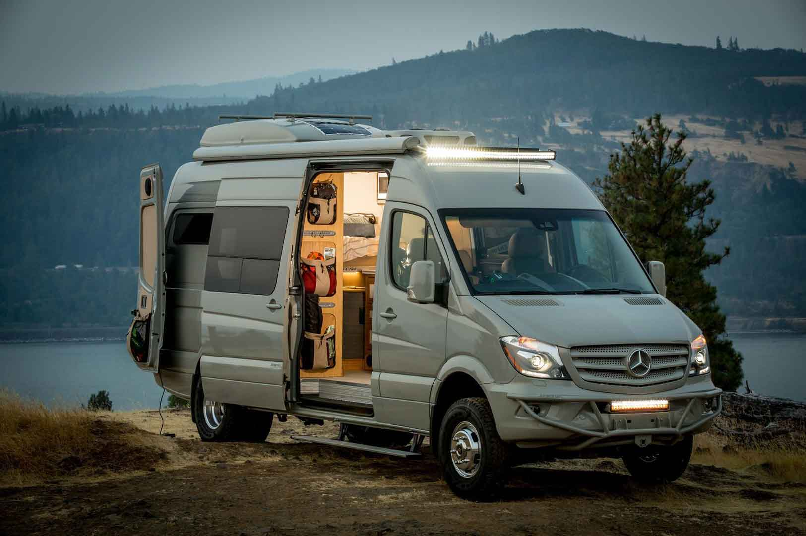 5 Sweet Camper Vans You Can Buy Right Now