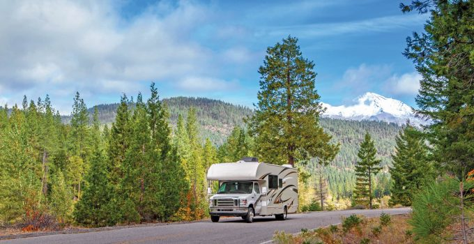 living in an RV full time cost