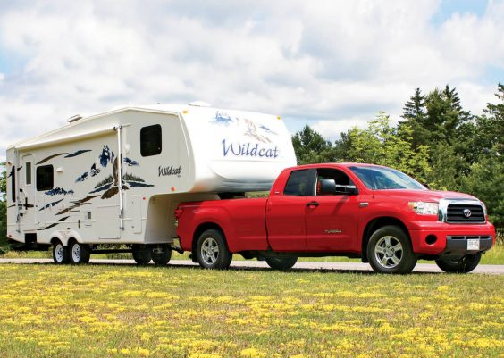 best brake pads for rv towing