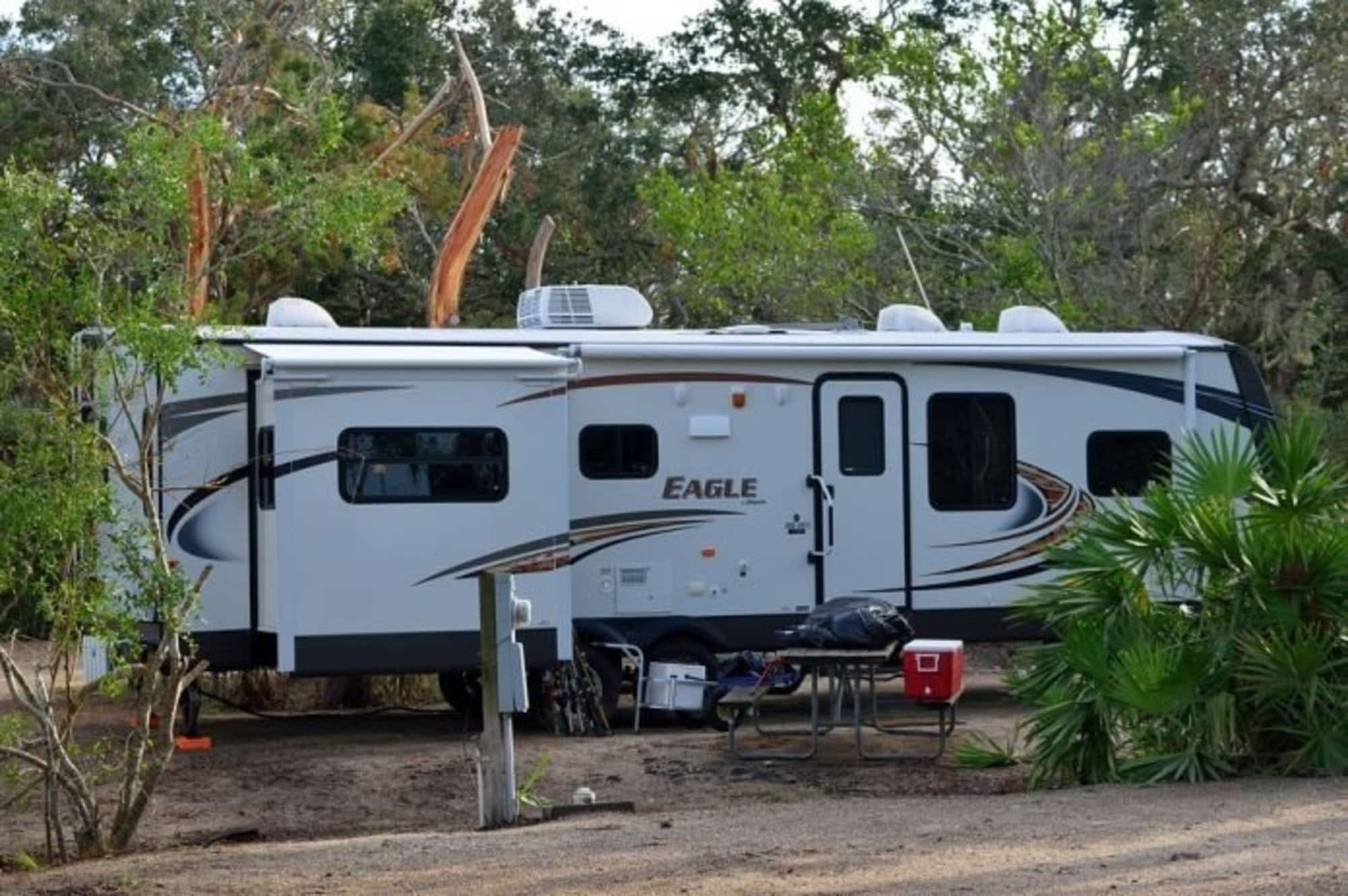 how to reduce rv ac noise