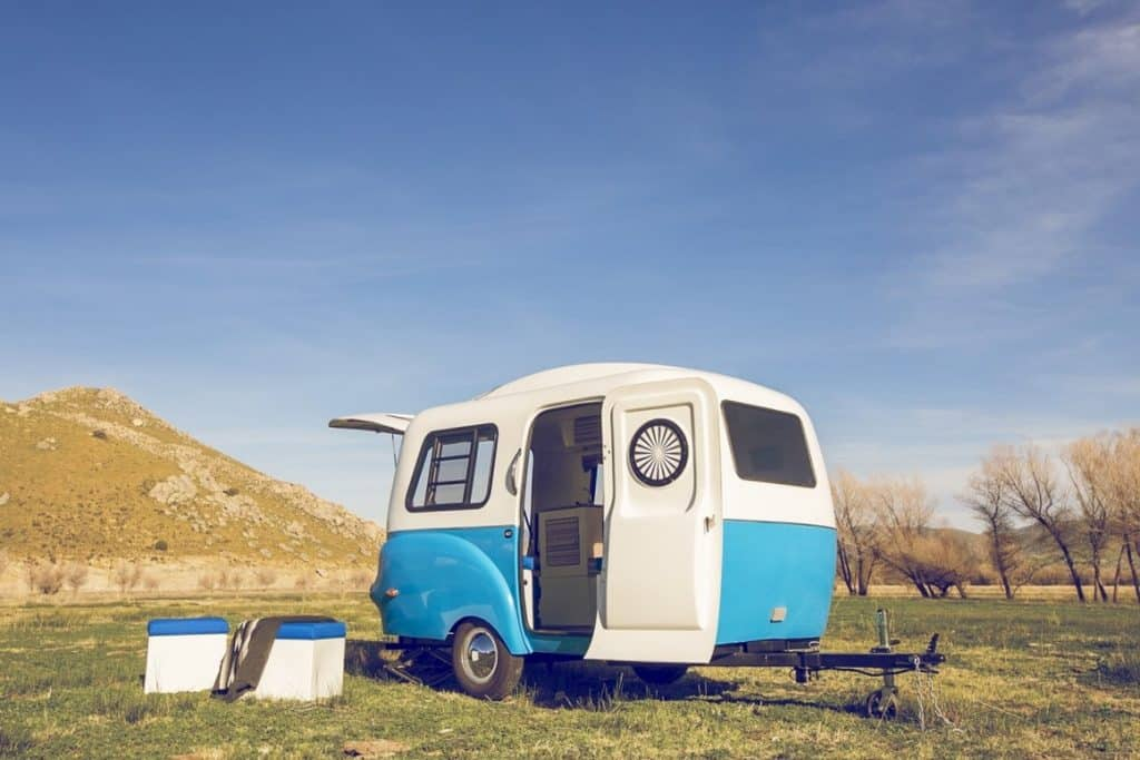 ultra-lightweight travel trailers