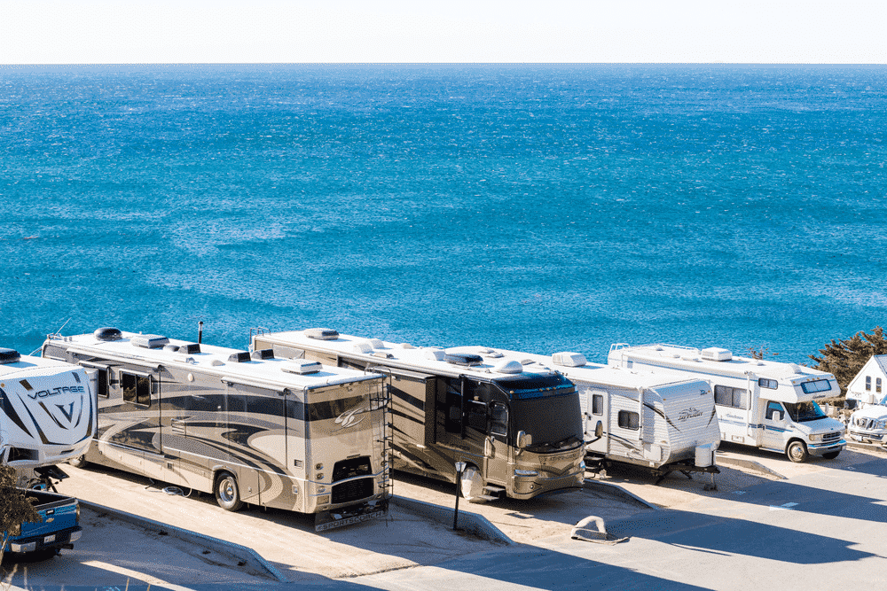 buying a recreational vehicle