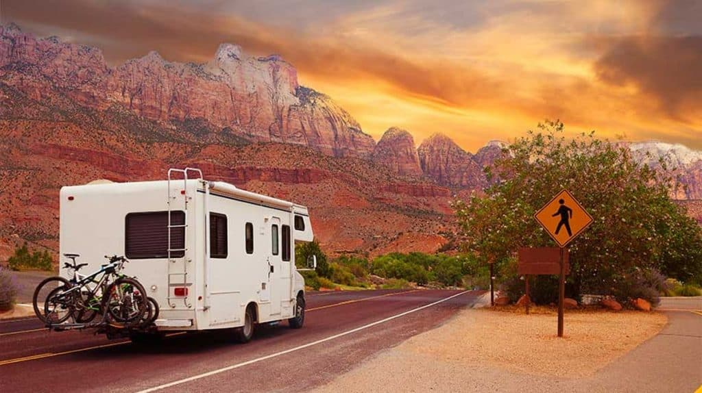 montana best state to buy an RV