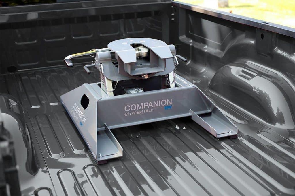 5th wheel hitch RV