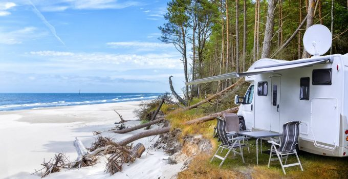 best portable satellite dish for RV