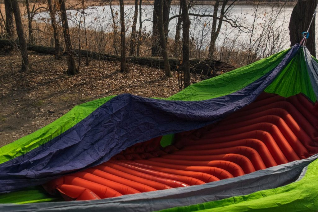 camping hammock mattress