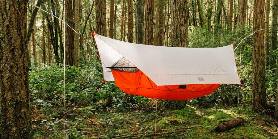 camping hammock mosquito net rainfly cover