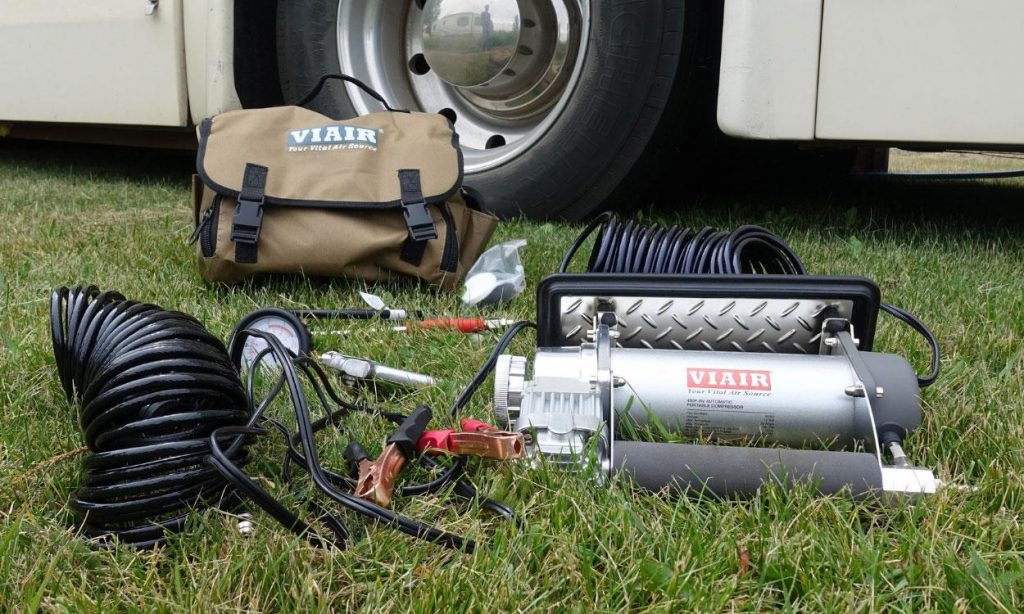 RV must haves accessories air compressor