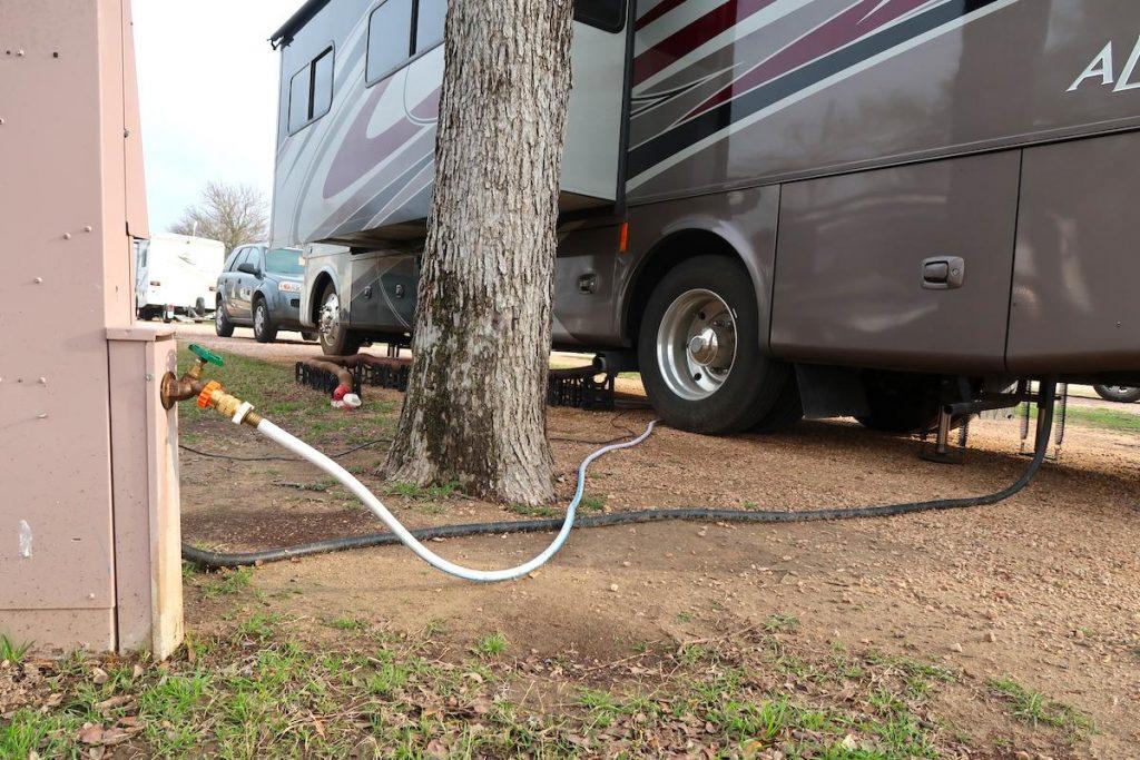RV lead-free hoses