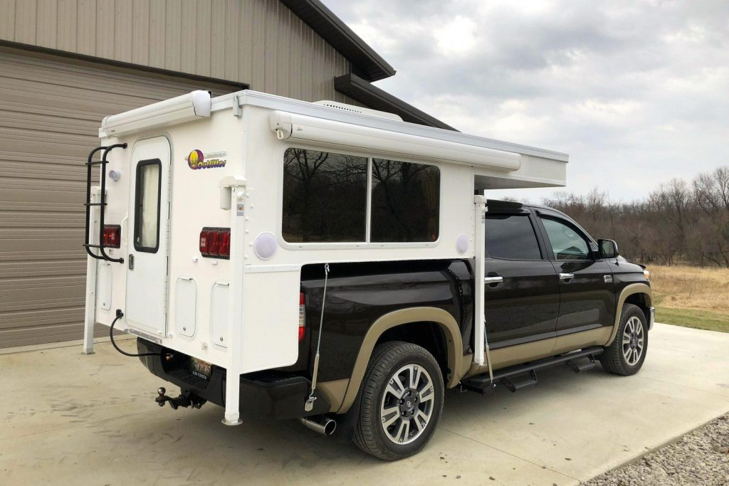 Top 10 Pop Up Truck Campers For Off Roading In 2021