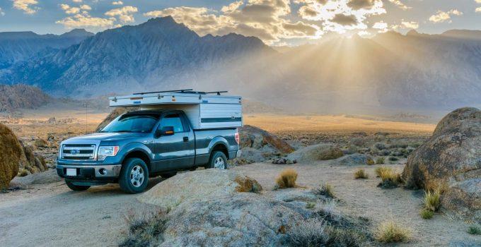 best pop up truck camper