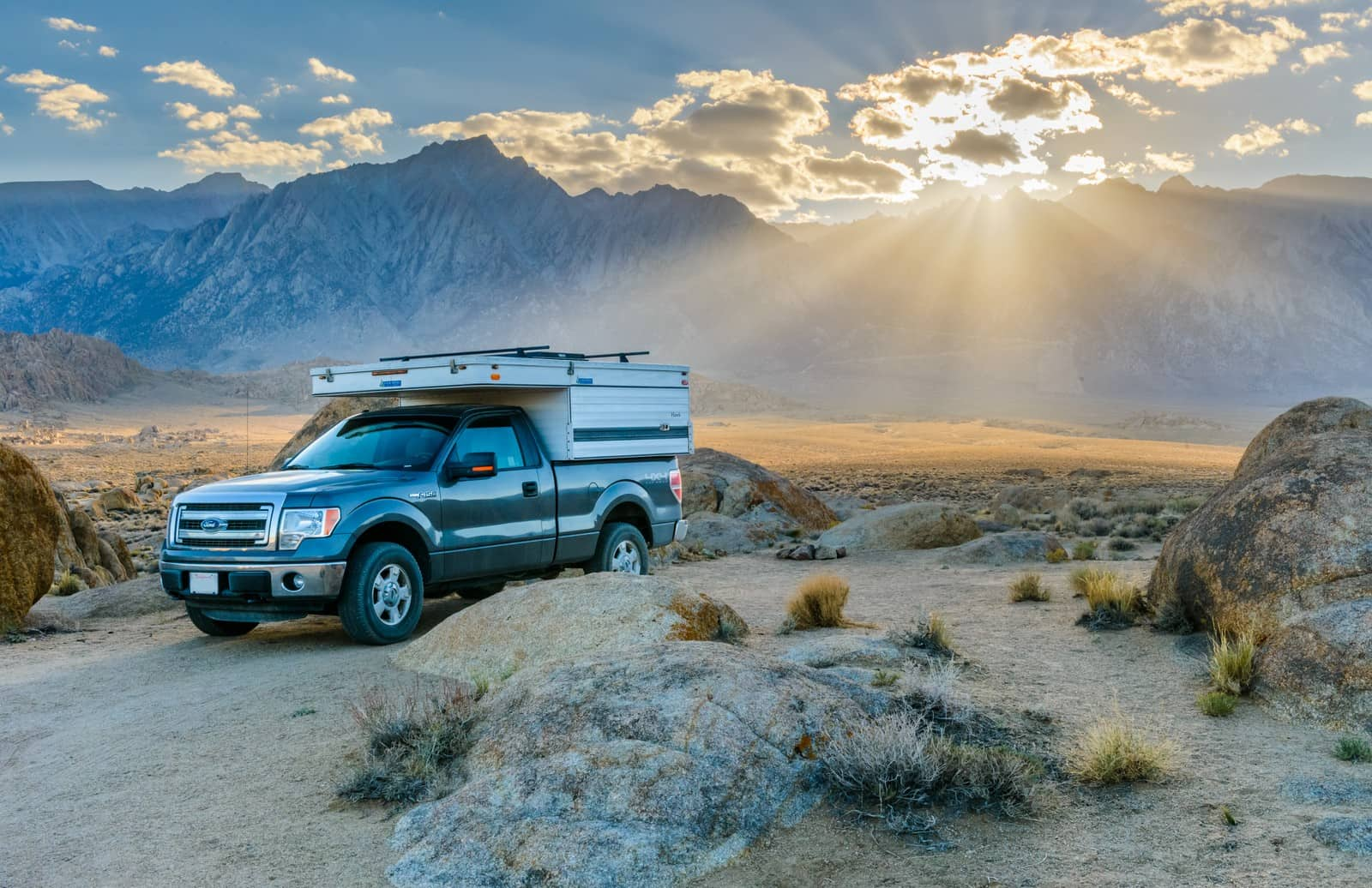 Top 10 Pop Up Truck Campers For Off-Roading In 2020