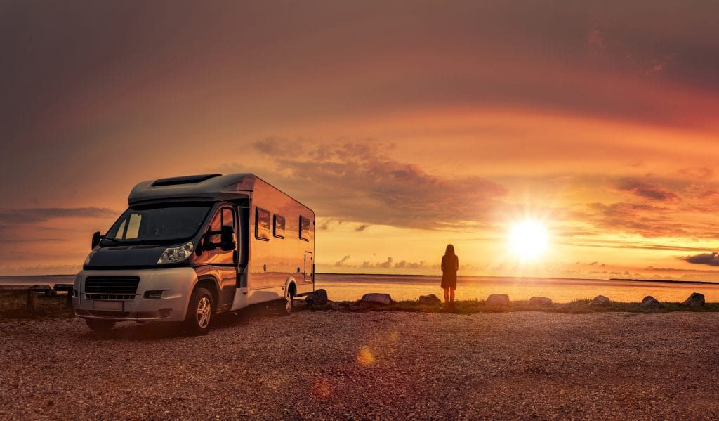 buying an rv without title