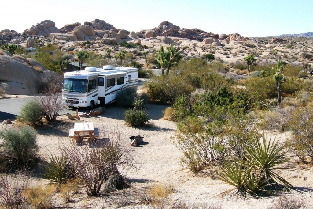 best RV apps campgrounds
