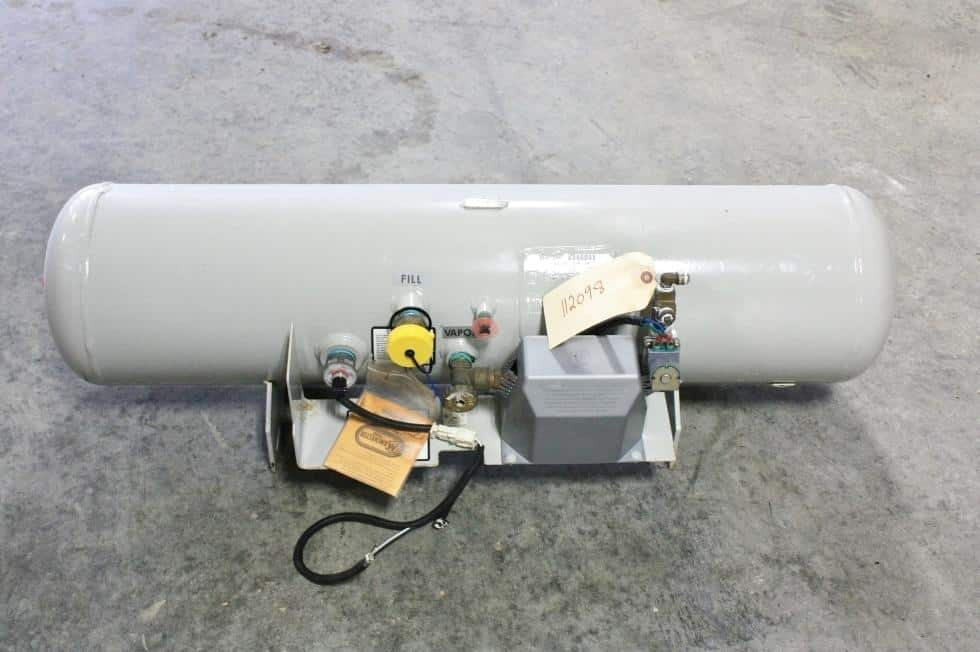 RV power source