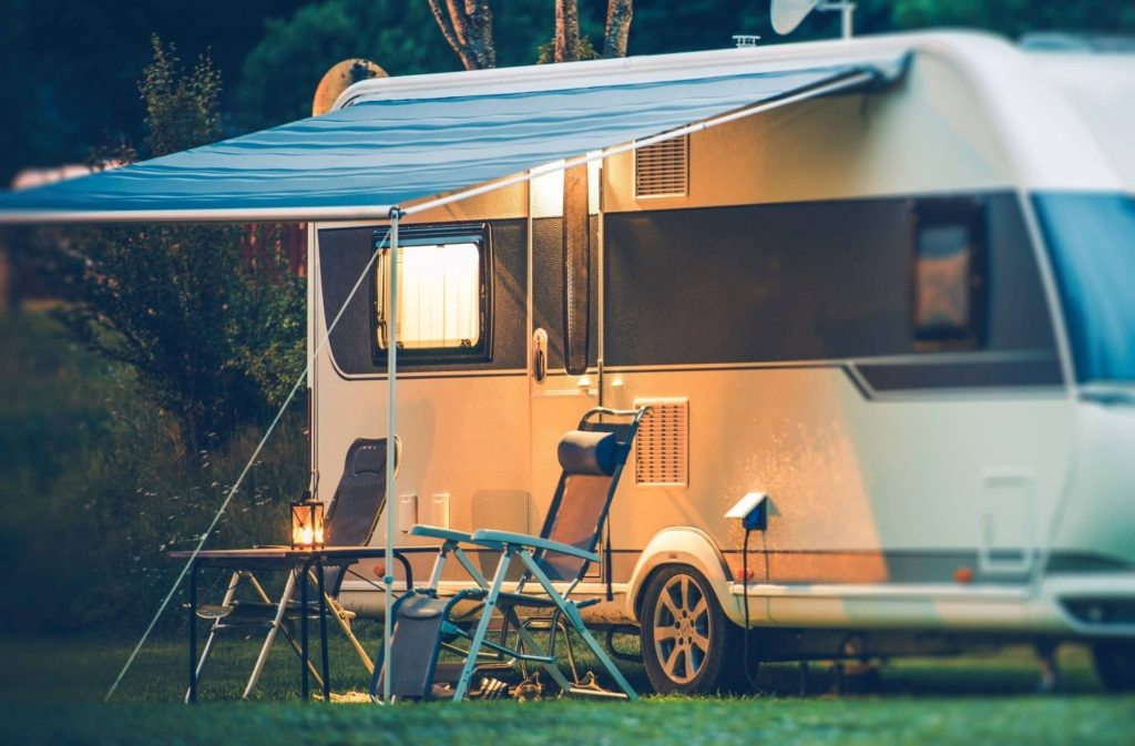 RV slide-out awning reviews