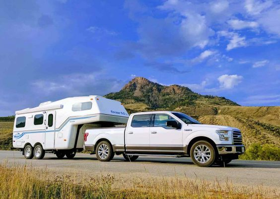 small 5th wheel trailers
