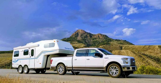 small 5th wheel trailers