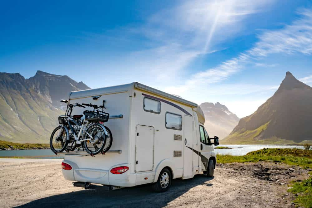 best bike racks for rv