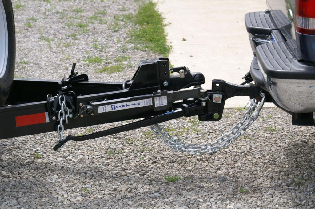 How Does Weight Distribution Hitch Work? - RV Talk