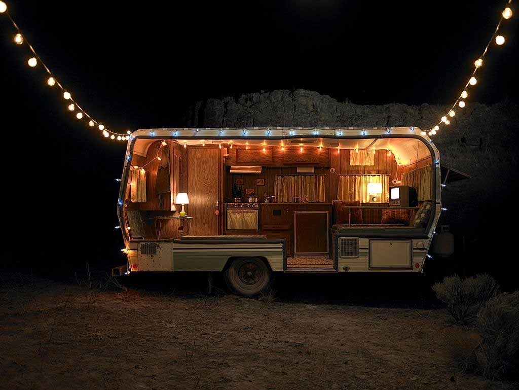 lights for camper awnings