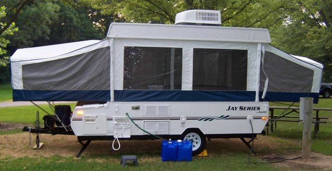 pop up camper air conditioner