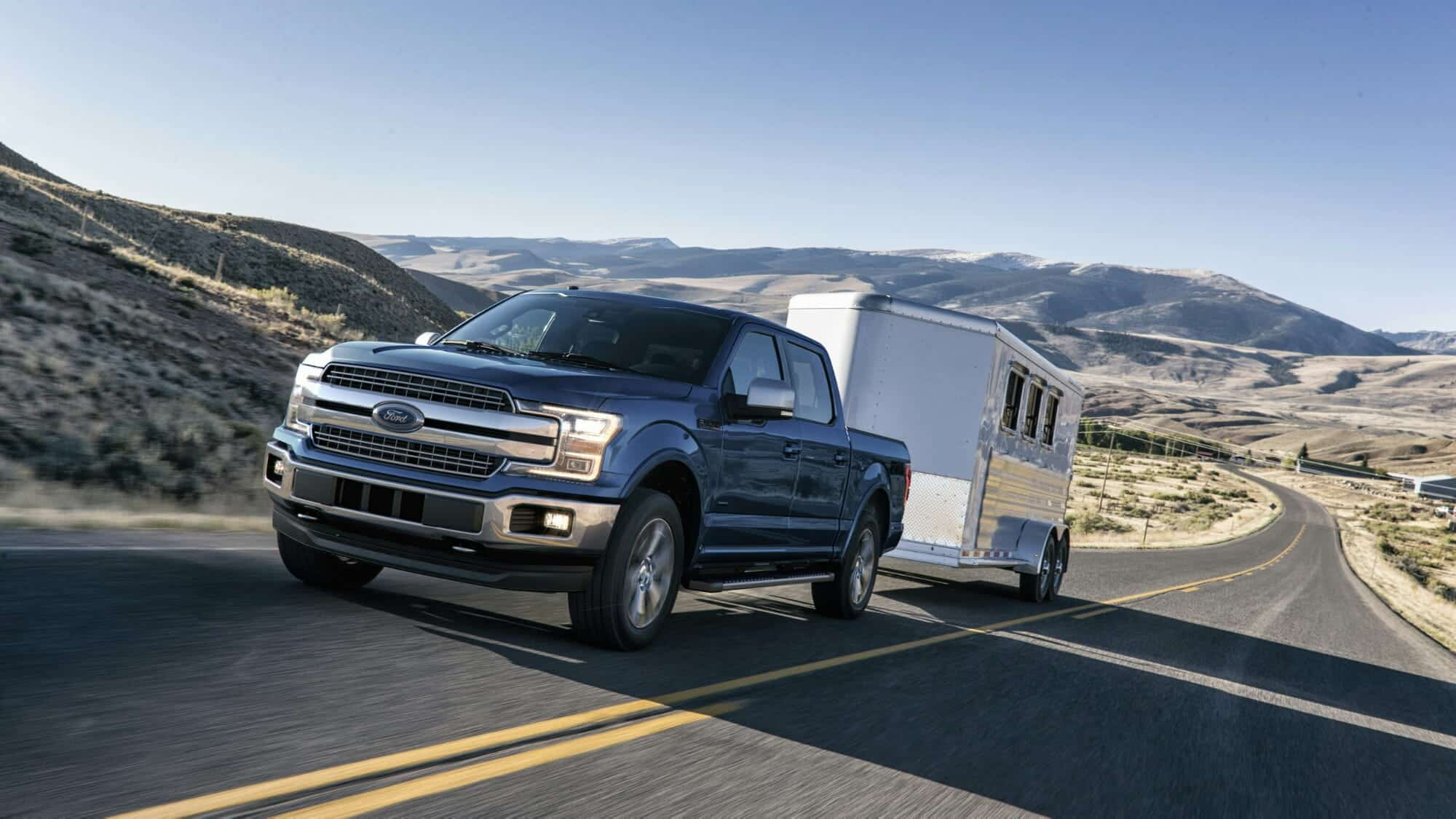 What Size Travel Trailer Can A F150 Pull?
