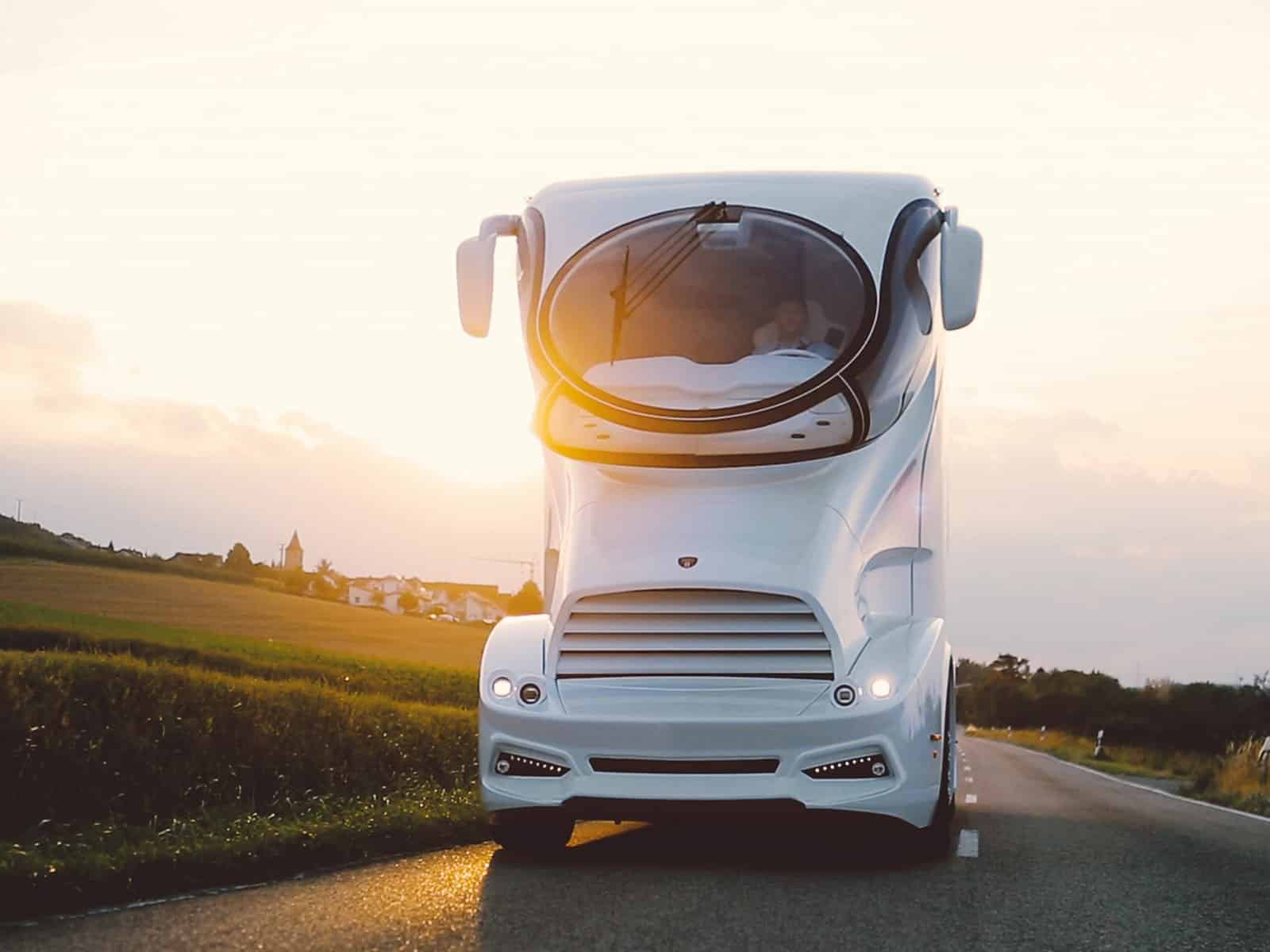best luxury rv