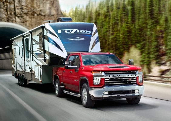 gas vs diesel for towing a fifth wheel