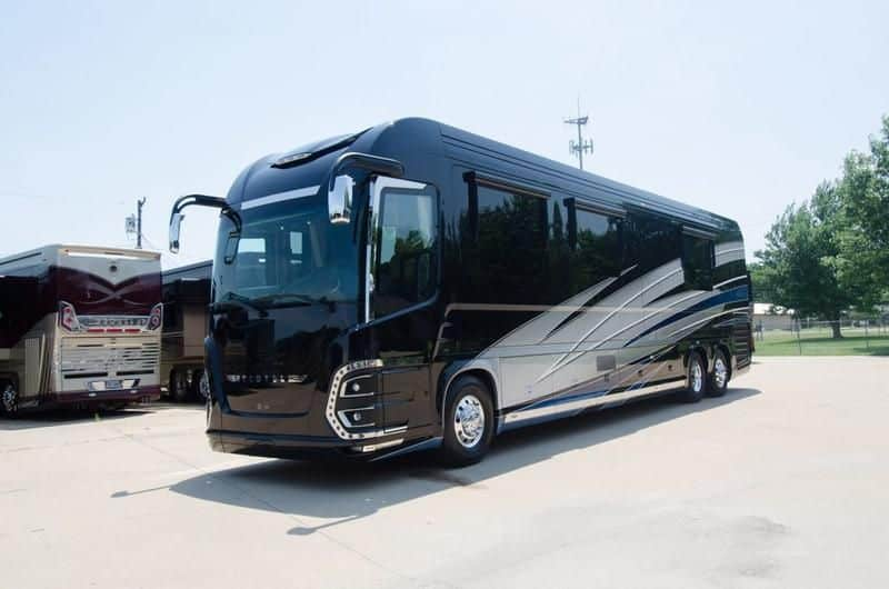 top of the line rv