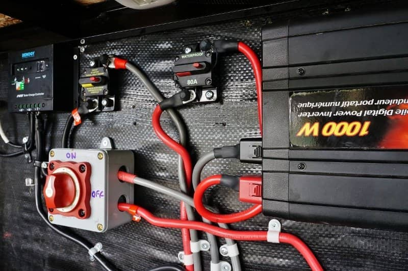 common RV electrical issues