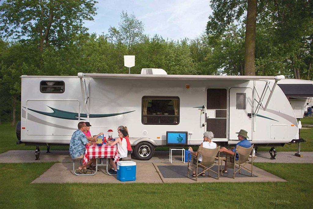 best camper tv antenna