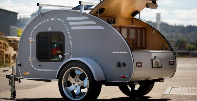 diy teardrop trailer cost
