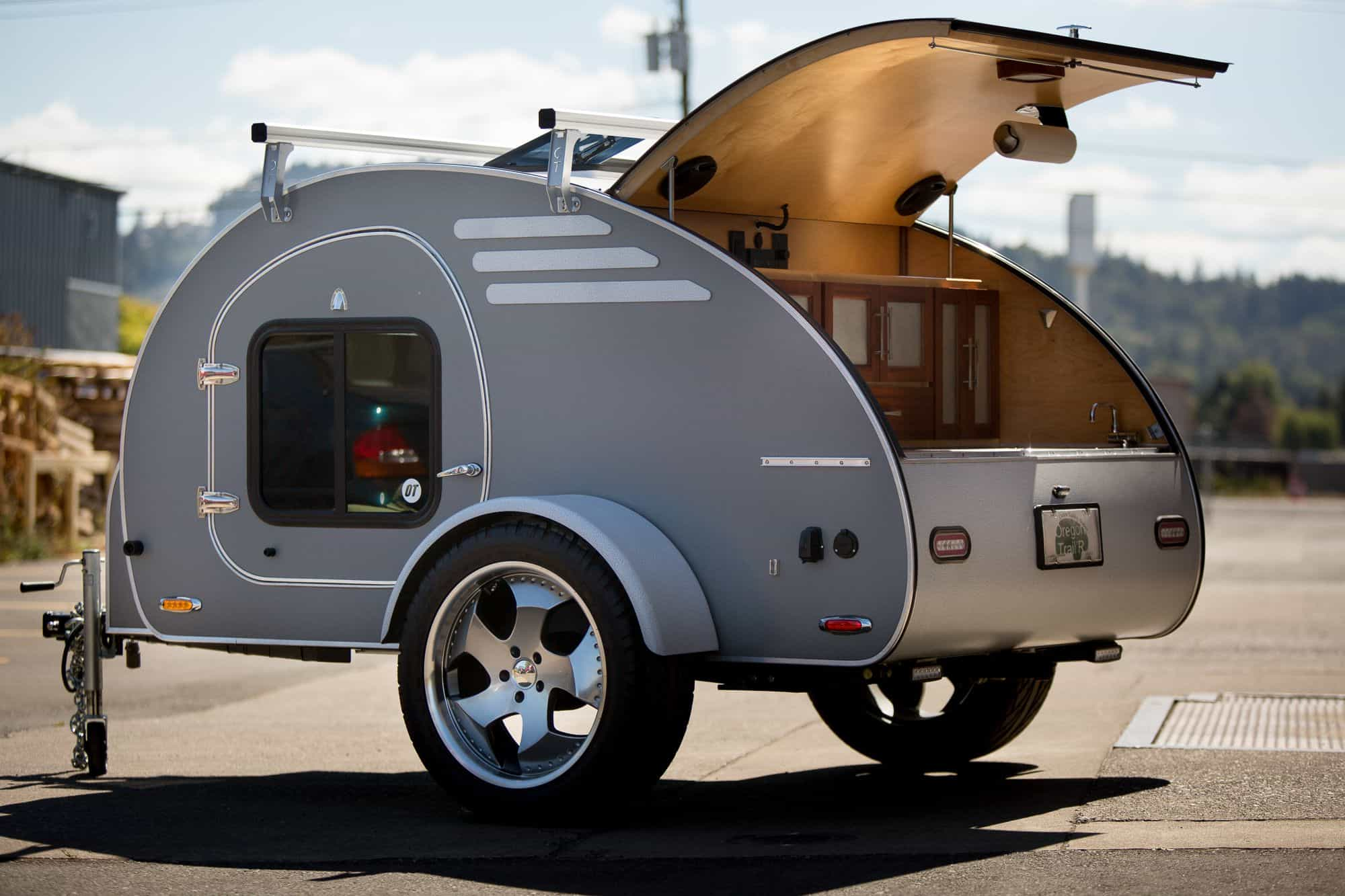 TEARDROP TRAILERS - cover