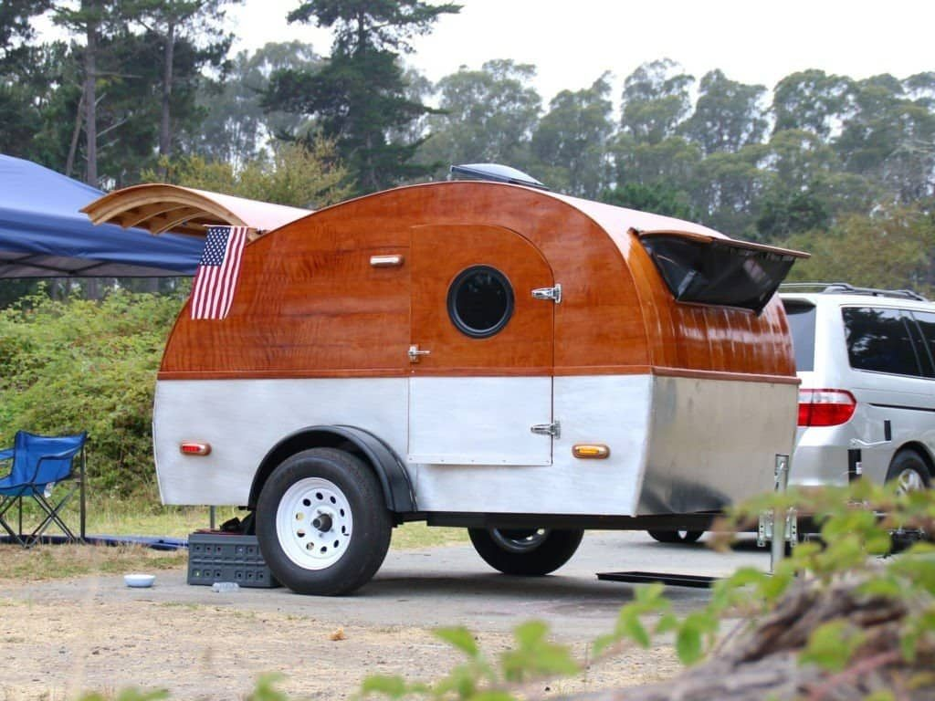 how much does it cost to build a teardrop trailer