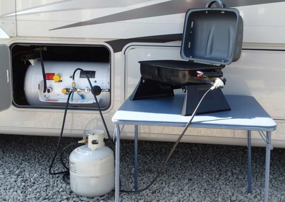 best rv propane regulator