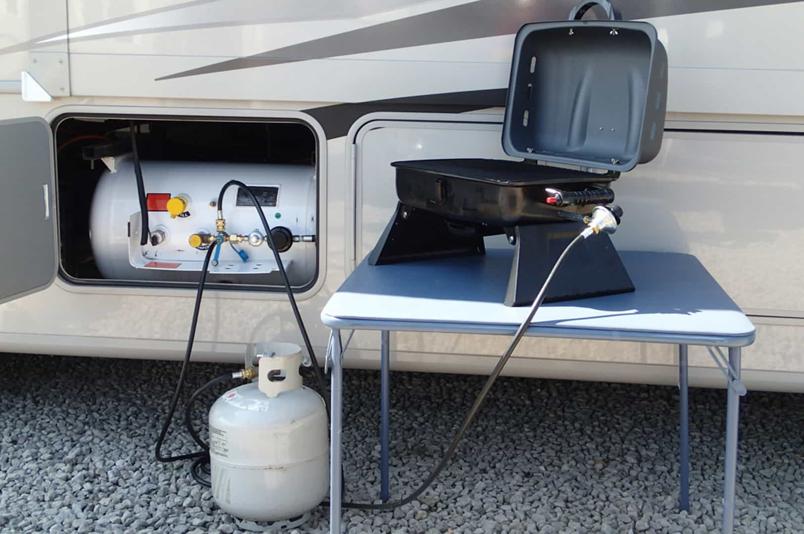 best rv propane regulator