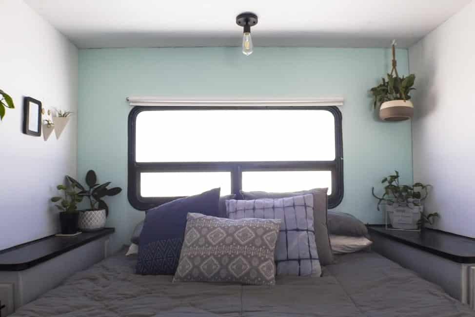 rv interior wall material