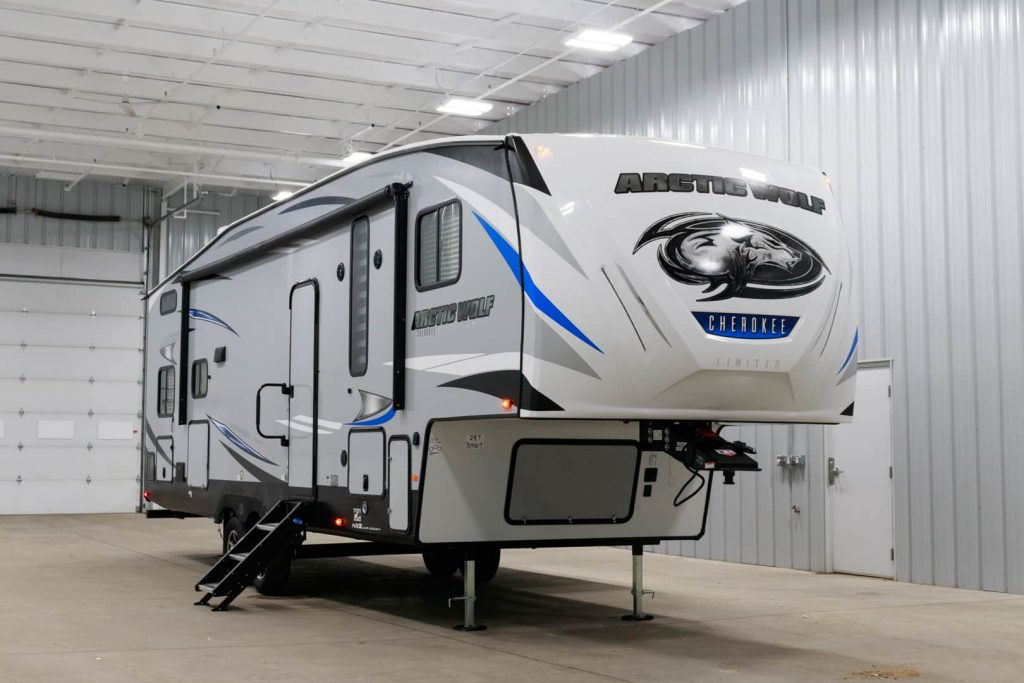 best extreme cold weather RV