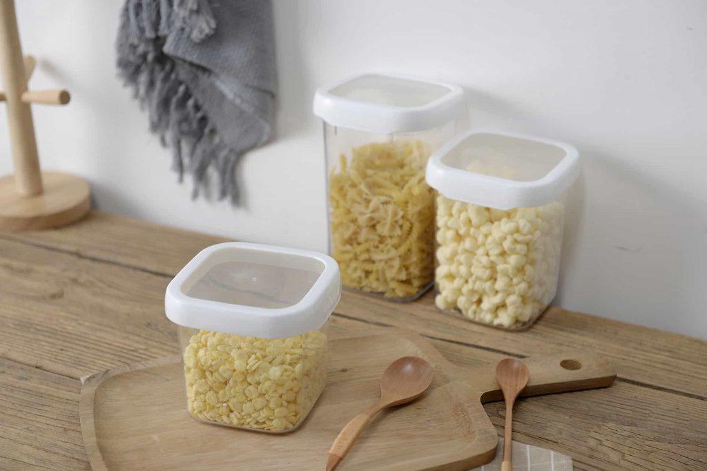 RV storage ideas kitchen