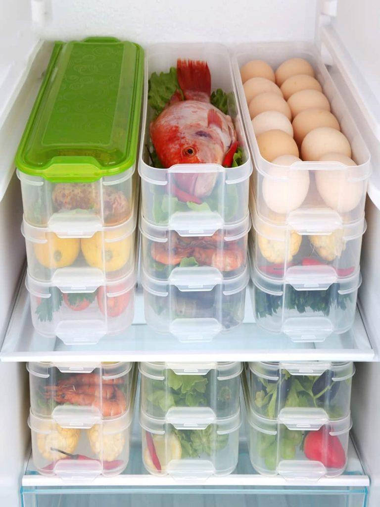 fridge organizer RV