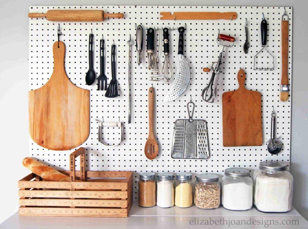 RV space saving kitchen