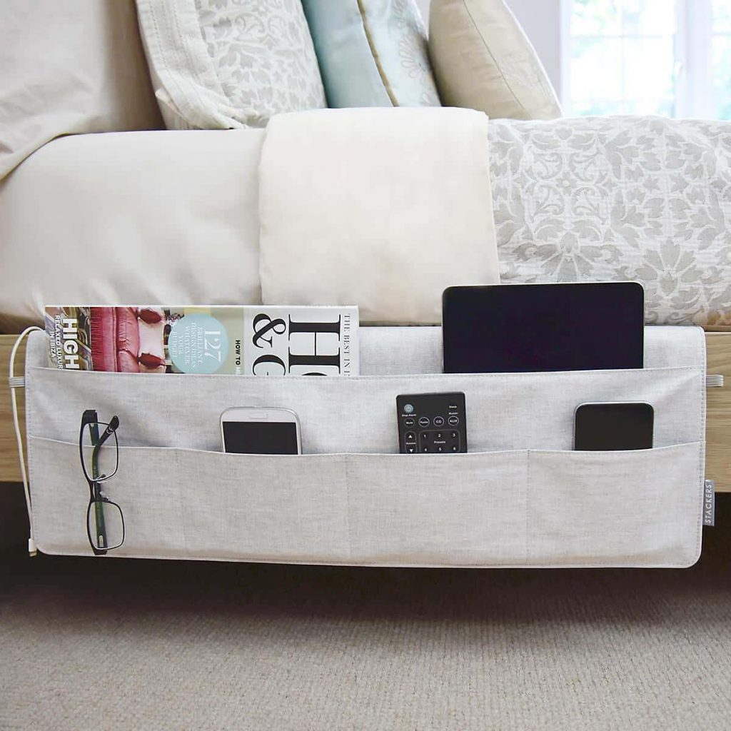 Bedside portable caddy