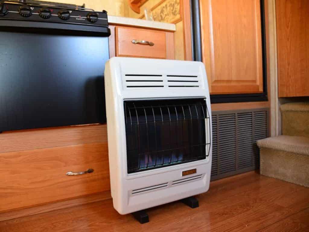 propane rv heater