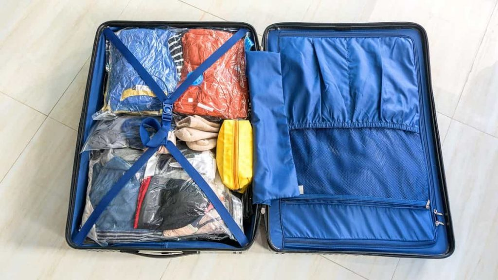 vacuum sealed bags