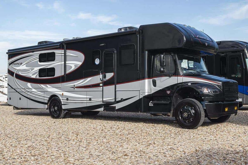 top rated class c motorhomes