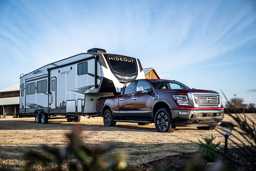 best truck for towing 5th wheel