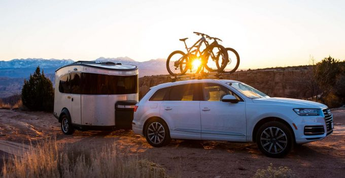 best suv for towing travel trailer