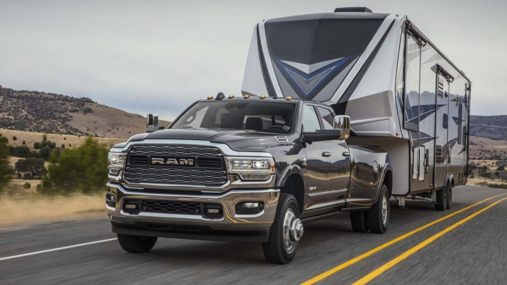 best truck for towing fifth wheel