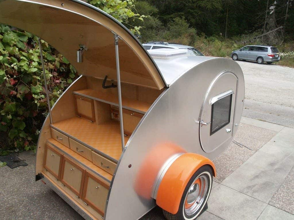 build your own teardrop trailer